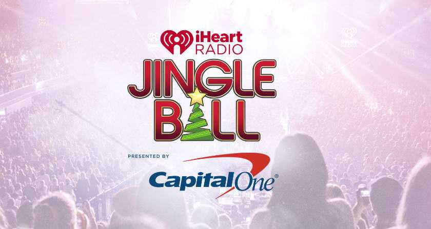 The iHeartRadio Jingle Ball Tour Presented by Capital One® on December 16