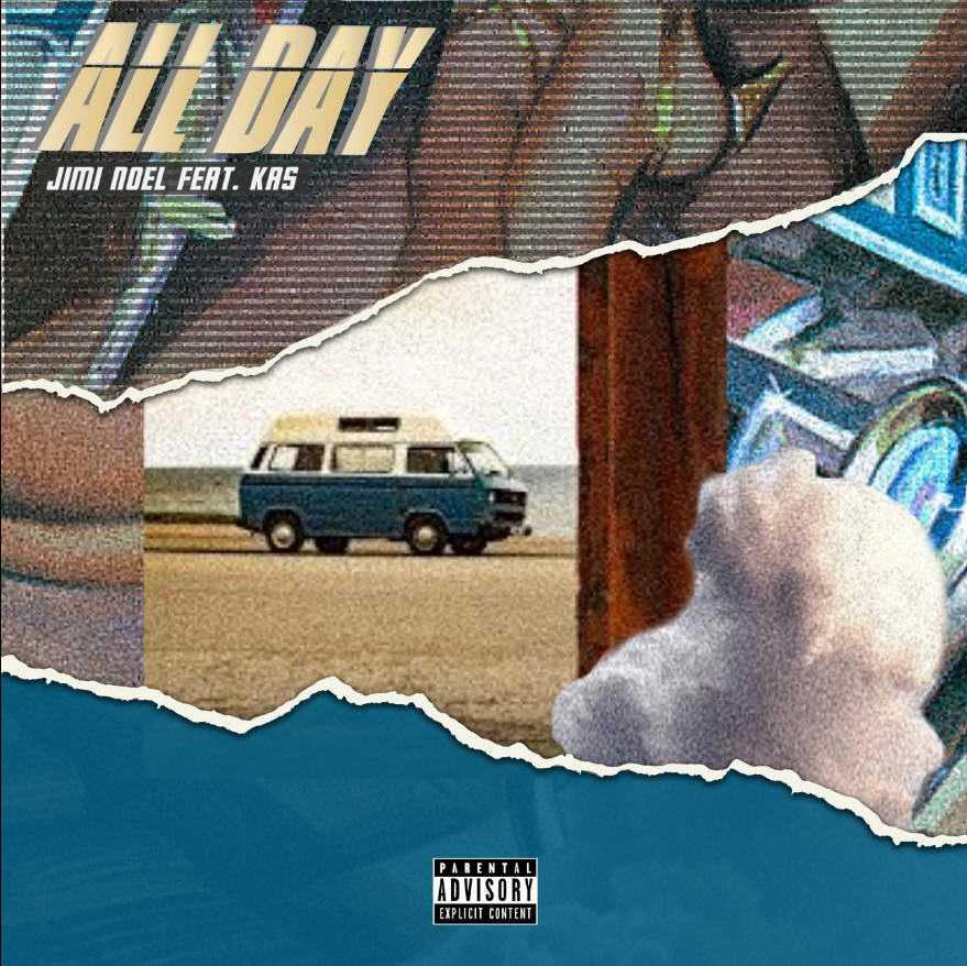 """Brooklyn R&B Artist Jimi Noel Drops New Track """"All Day"""" [Audio]"""