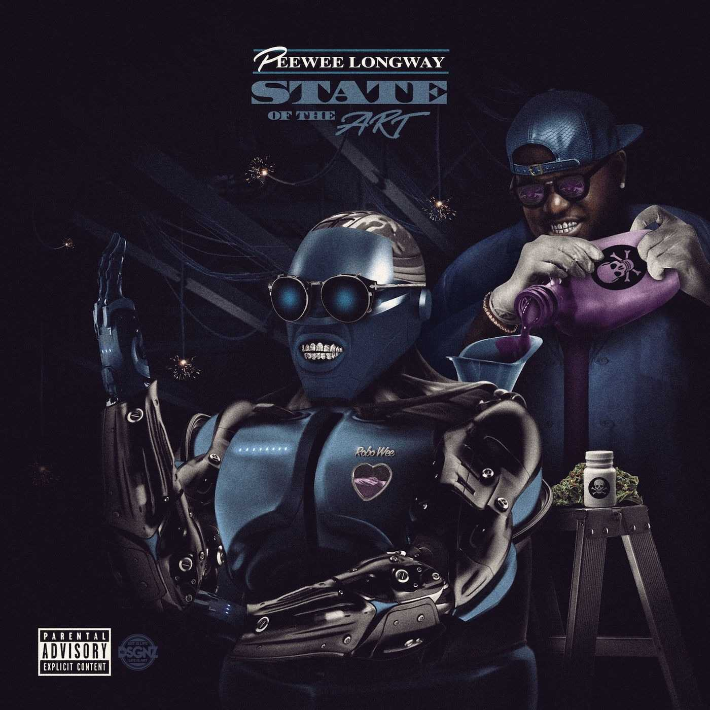 New Project: Peewee Longway | State of the Art [Audio]