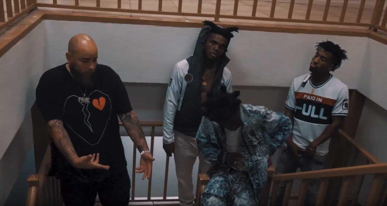 Purpman Kash and LPB Poody drop street anthem 'Thuggin' [Video]