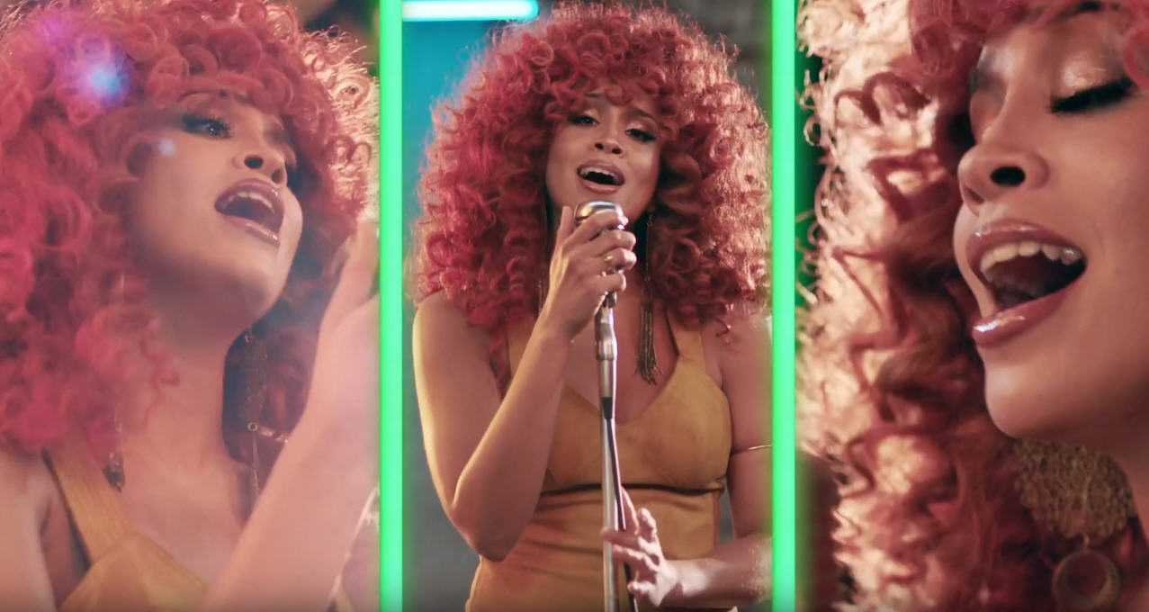 """Lion Babe remixes holiday classic """"Auld Lang Syne"""" in music video that will spark donations to Women in Music"""