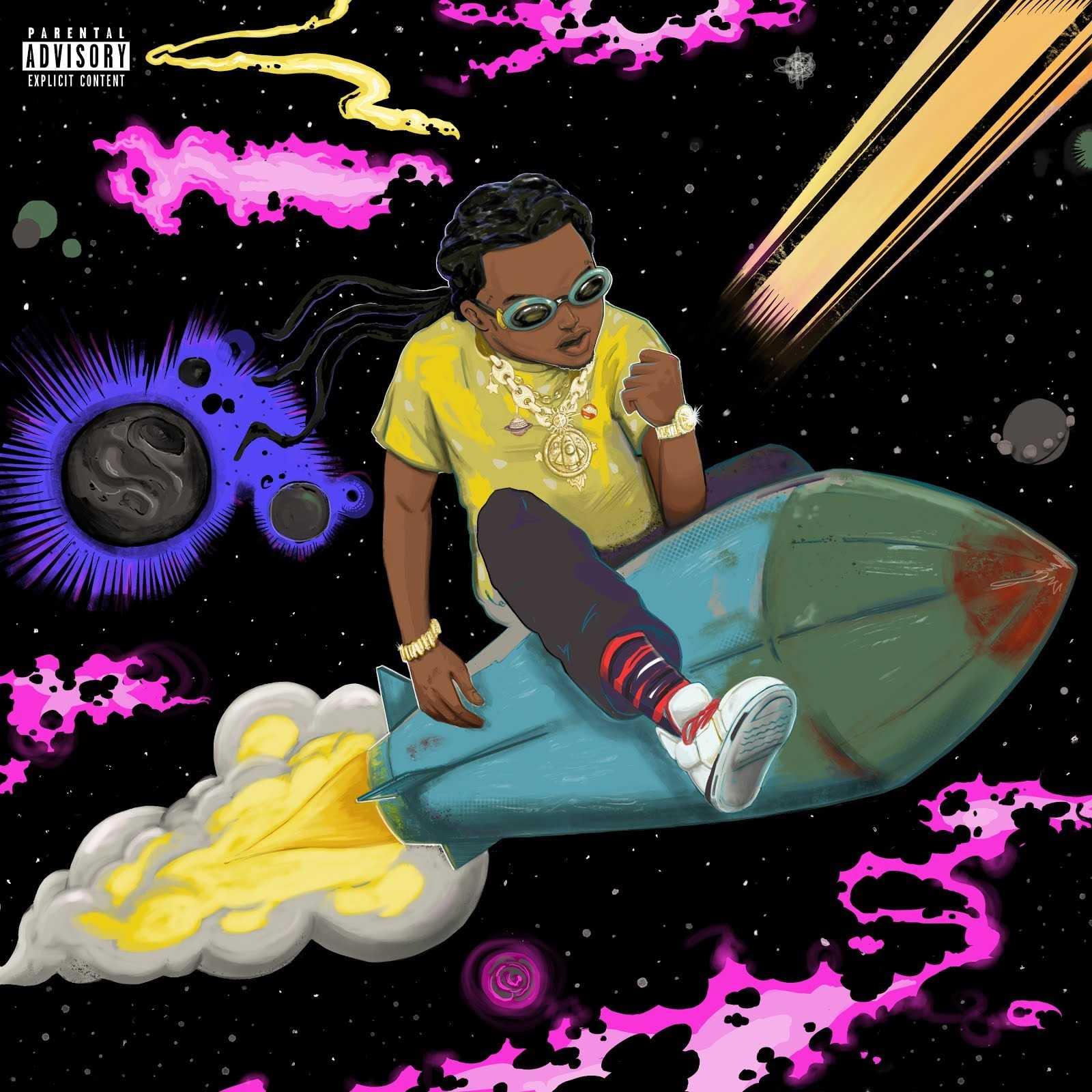 Album Stream: Takeoff | The Last Rocket [Audio]