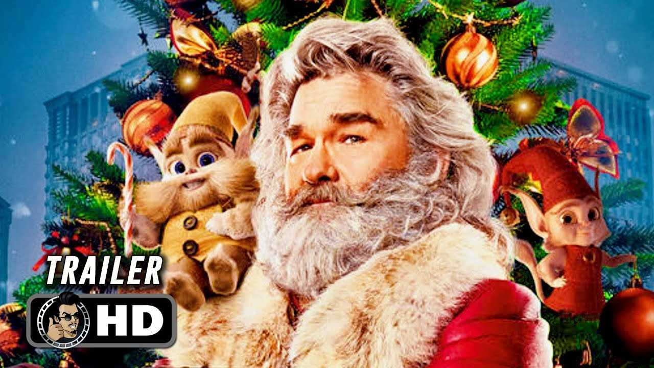 THE CHRISTMAS CHRONICLES Trailer (2018) Kurt Russell as ...
