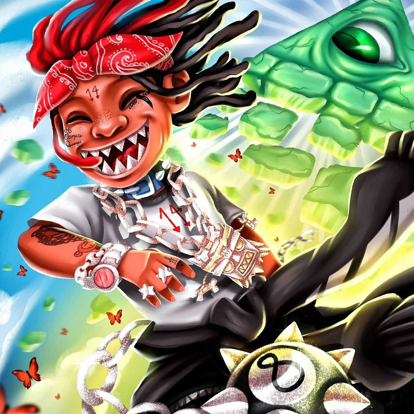 New Project: Trippie Redd | A Love Letter to You 3 [Audio]