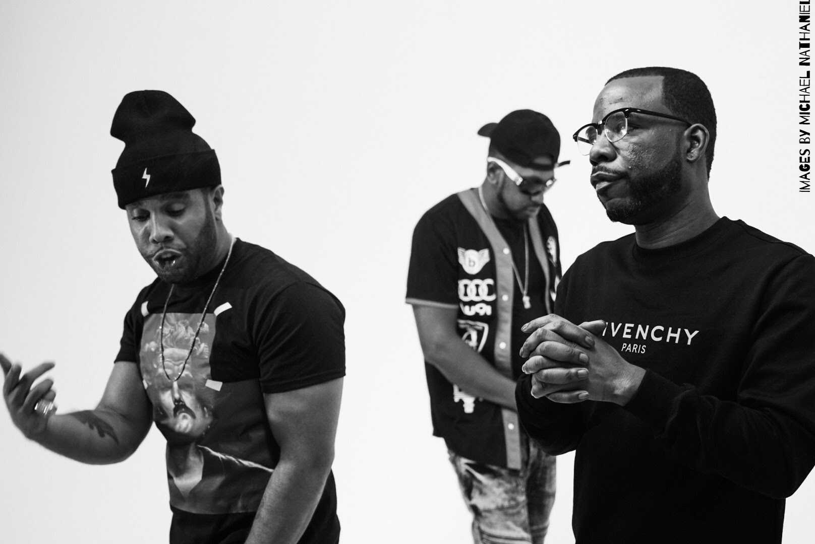 "J.R.Writer, Hell Rell, and 40 Cal to Drop A New Project called ""The Upstage"" [Music News]"