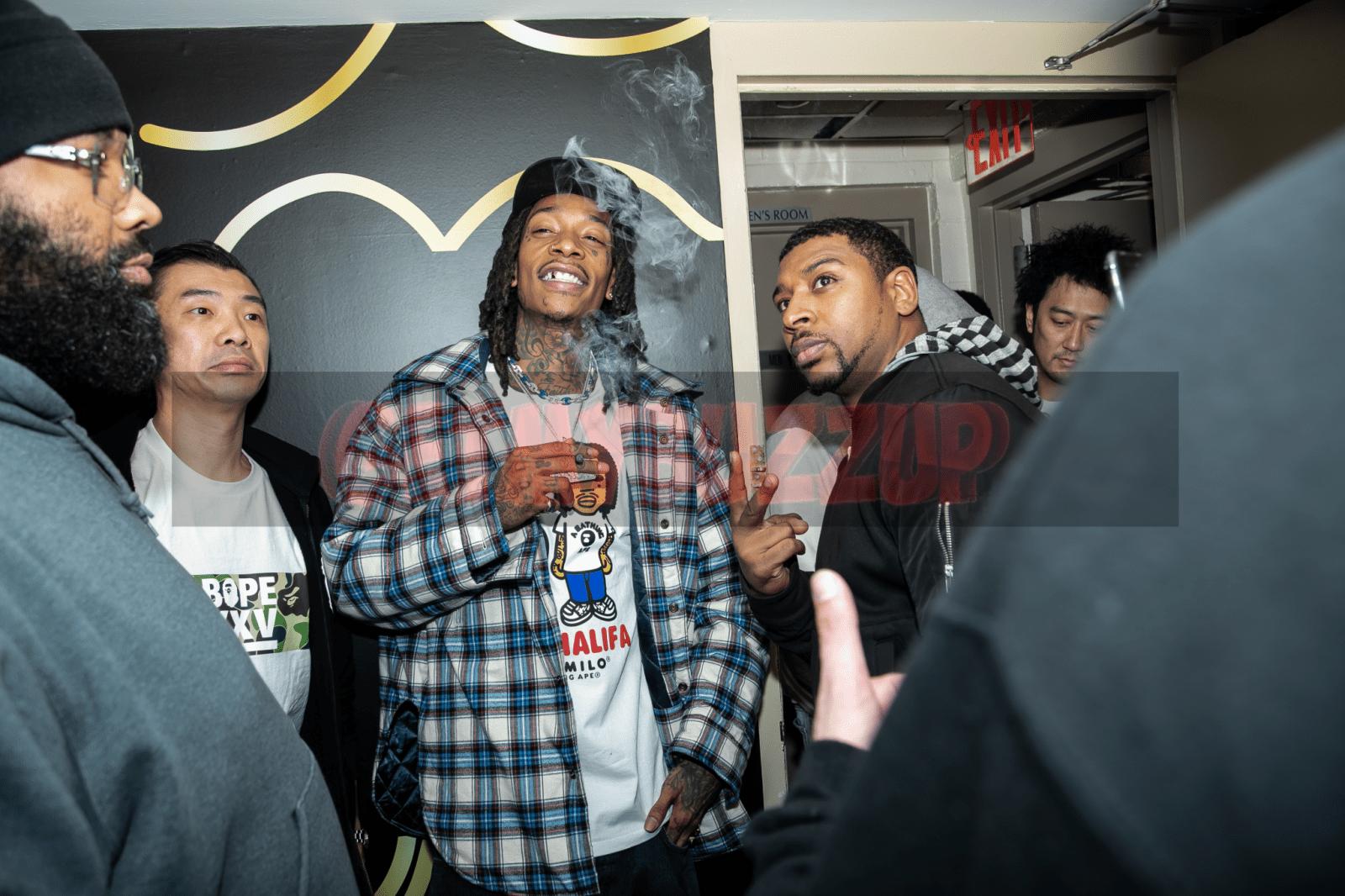 BAPE celebrates 25 years w/ Kid Cudi, Pusha T, Big Sean, Wiz Khalifa and Lil Yachty [Event Recap Photos]