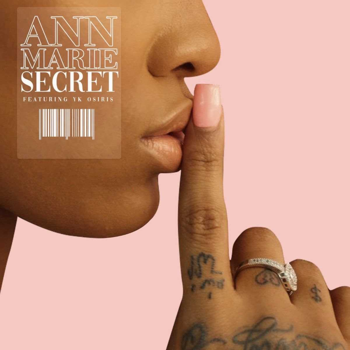 "Chicago R&B Queen Ann Marie Teams With YK Osiris for ""Secret"" [Audio]"