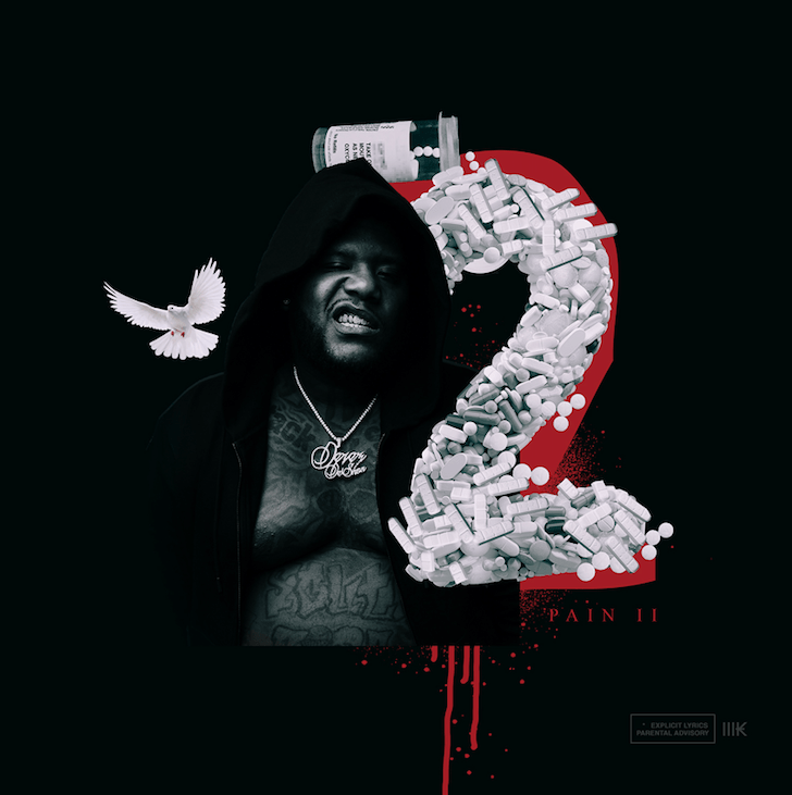 Album Stream: Derez De'Shon | 'Pain 2' [Audio]