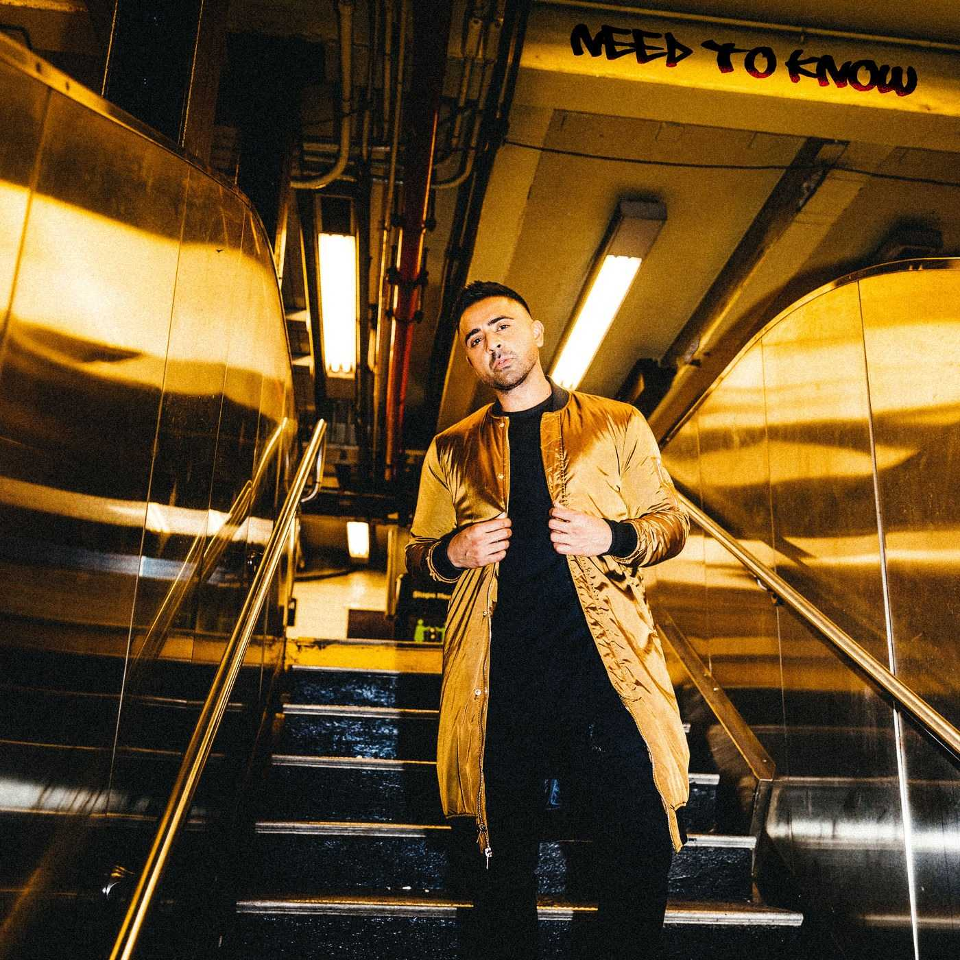 New Singles: Jay Sean | Need to Know, Now or Later & Why Why How Why [Audio]