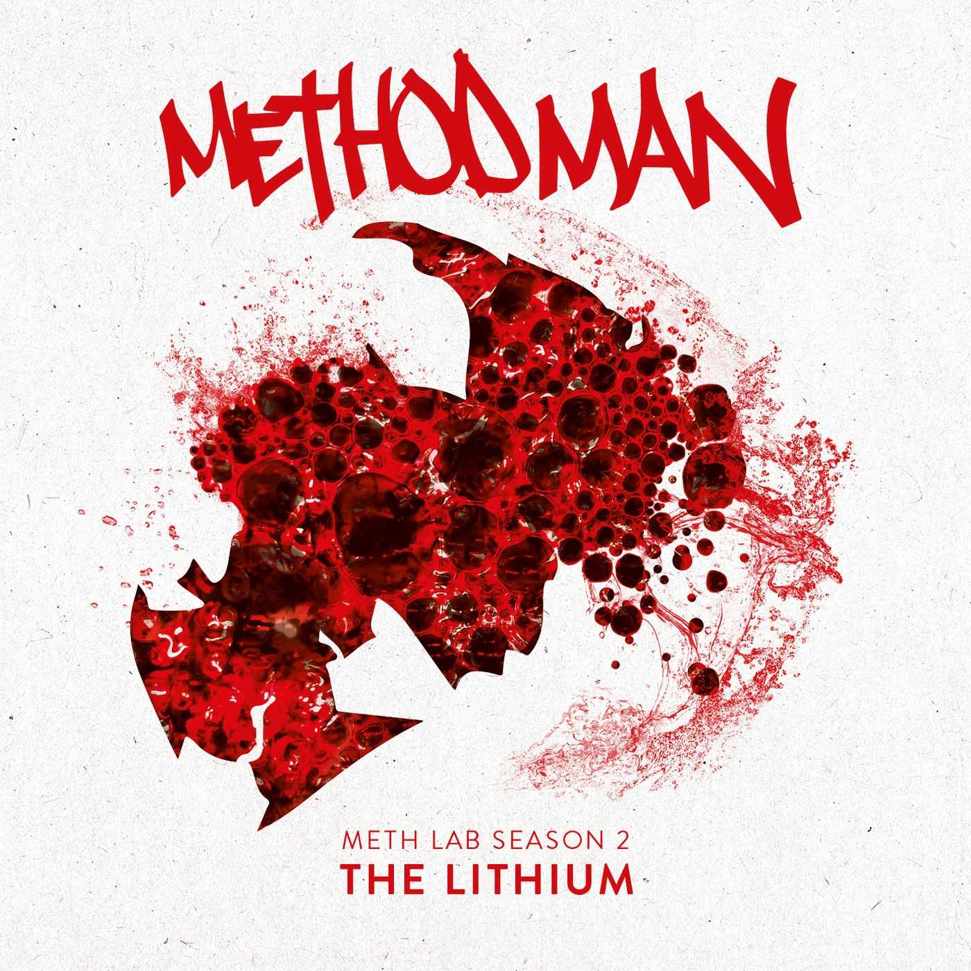 New Project: Method Man | Meth Lab 2: The Lithium [Audio Stream]