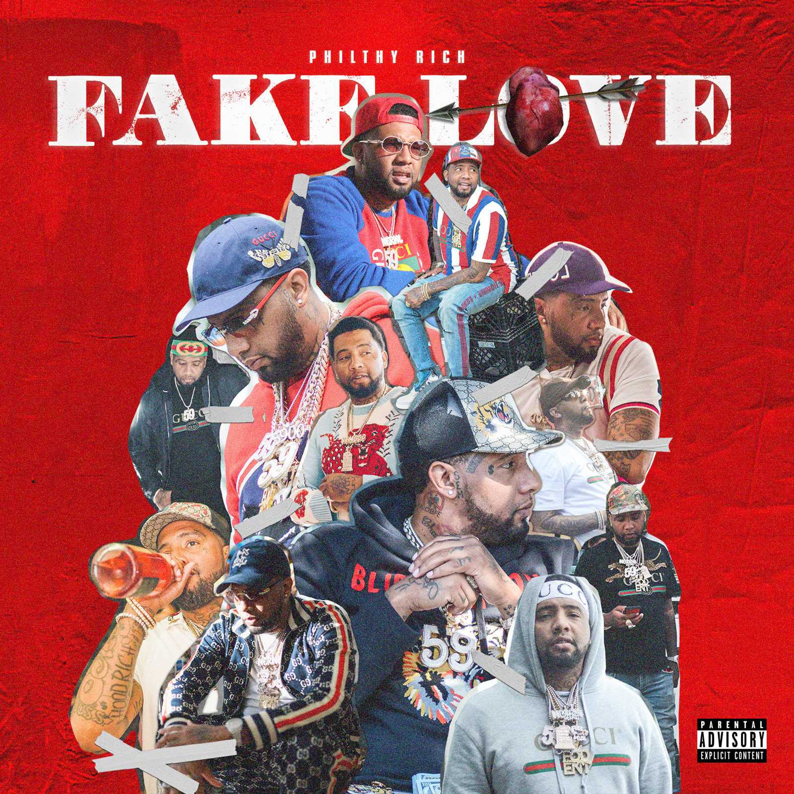 Album Stream: Philthy Rich | Fake Love (Deluxe Version) [Audio]