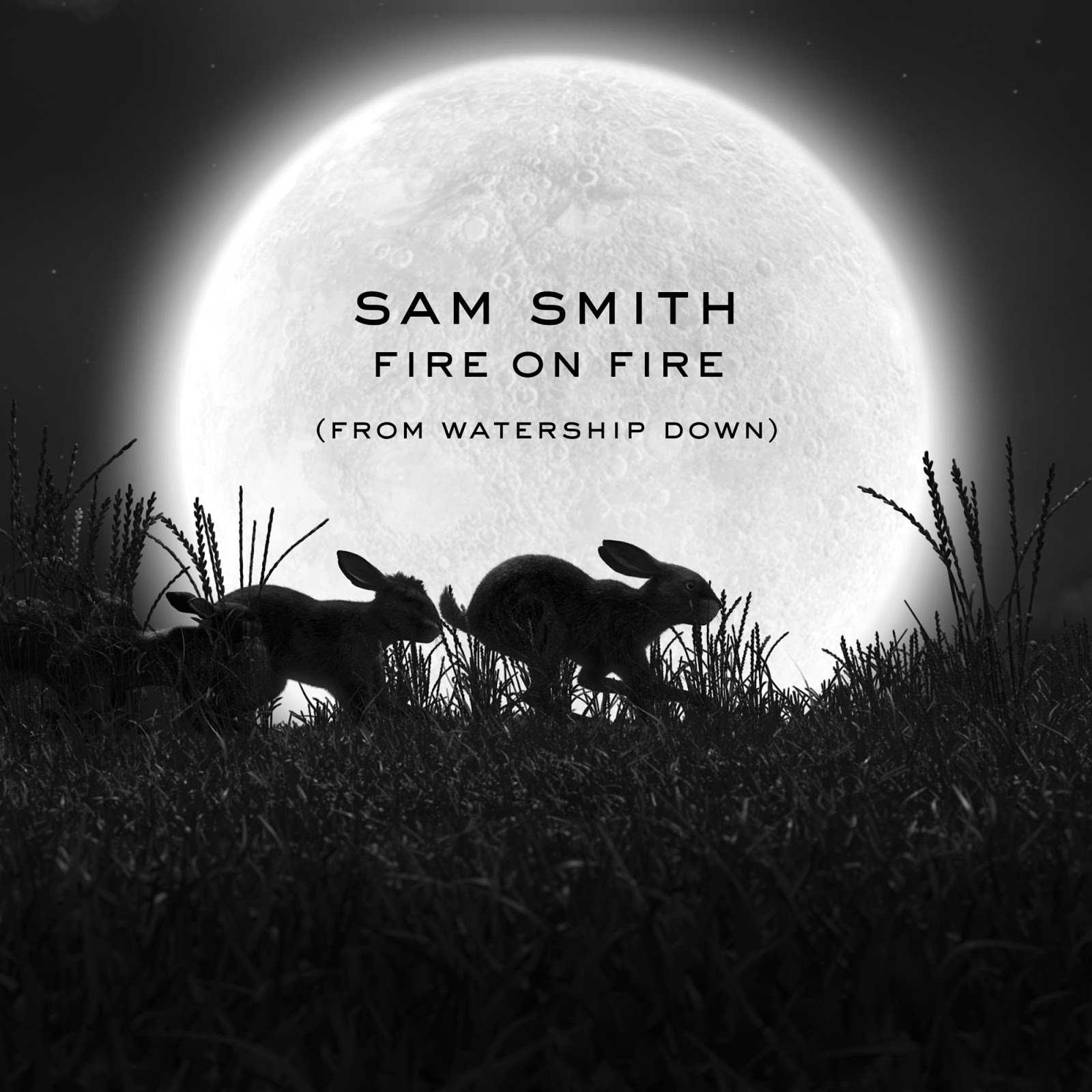 New Single: Sam Smith | Fire on Fire [Audio]