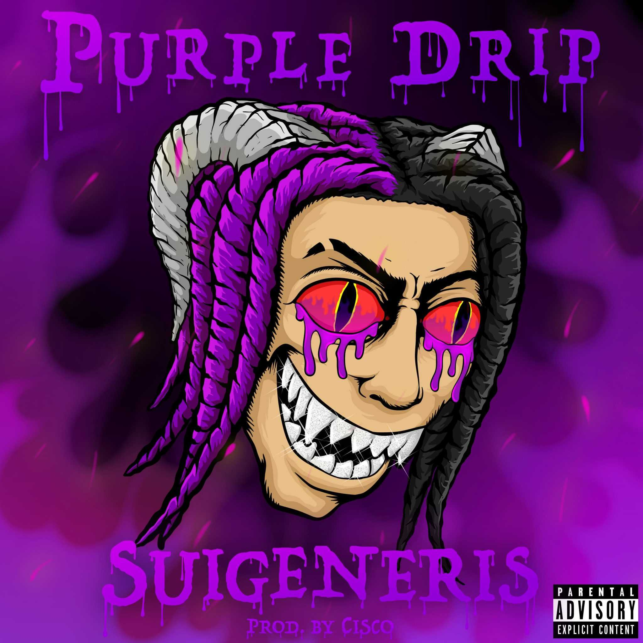New Single: Suigeneris | Purple Drip [Audio]