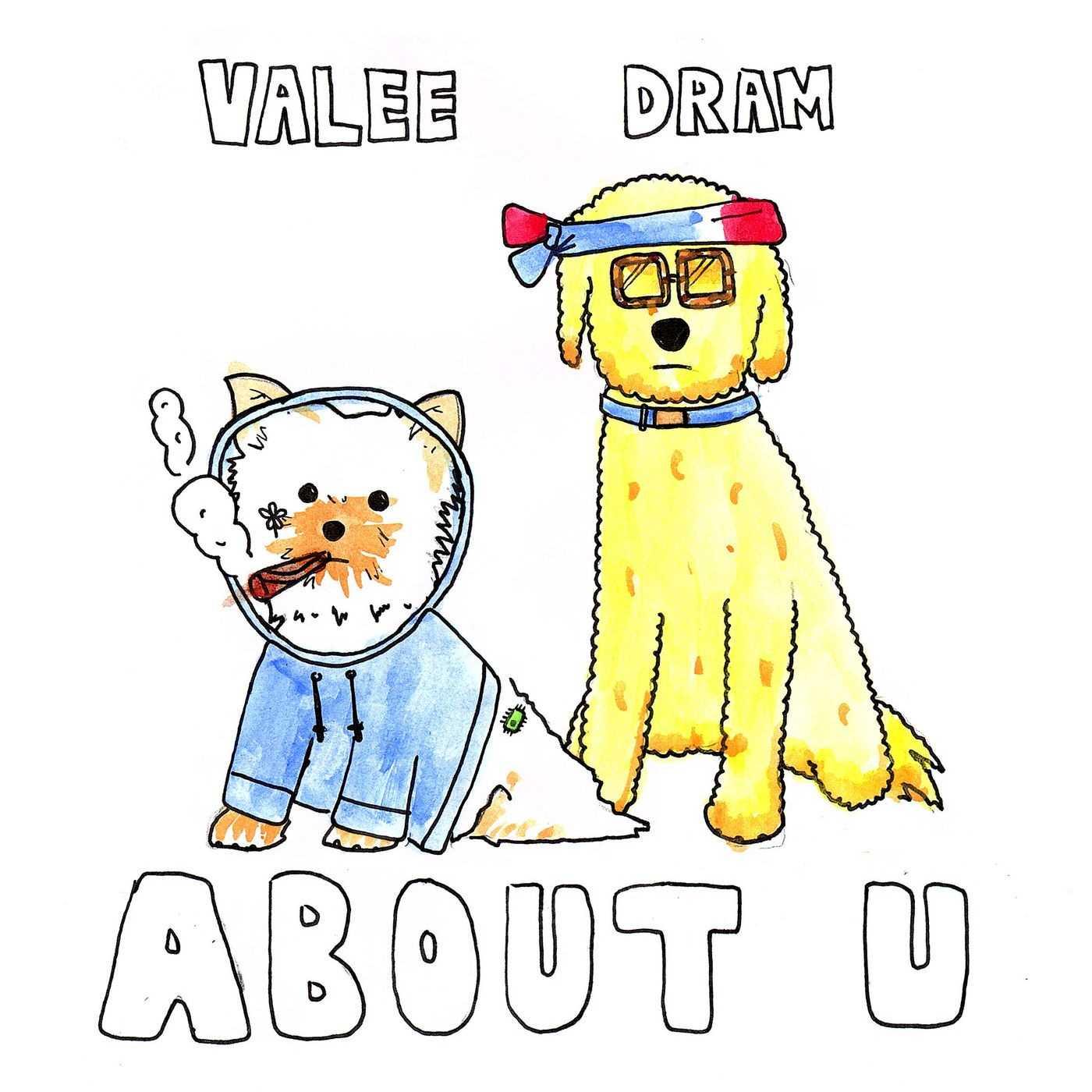 New Single: Valee | About U (feat. DRAM) [Audio]