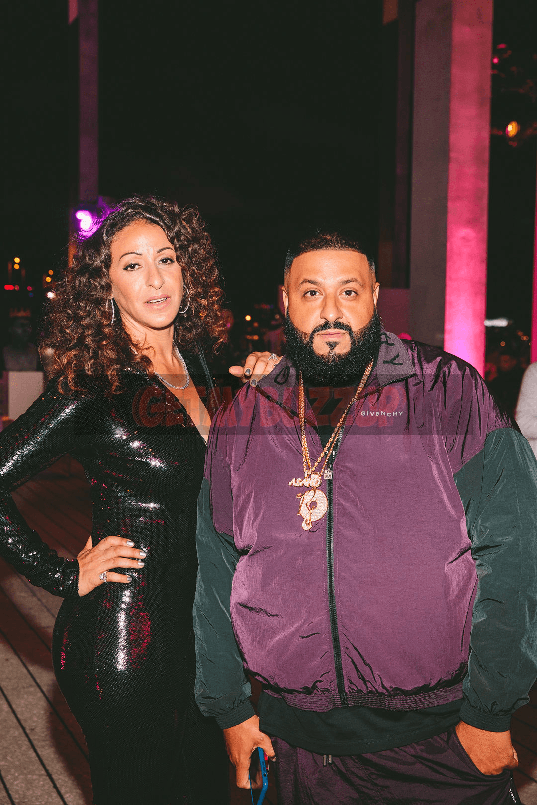 DJ Khaled and Wife, Nicole Tuck Celebrate Their Birthday With a Star-Studded Birthday Bash Presented by CÎROC Black Raspberry [Photos]