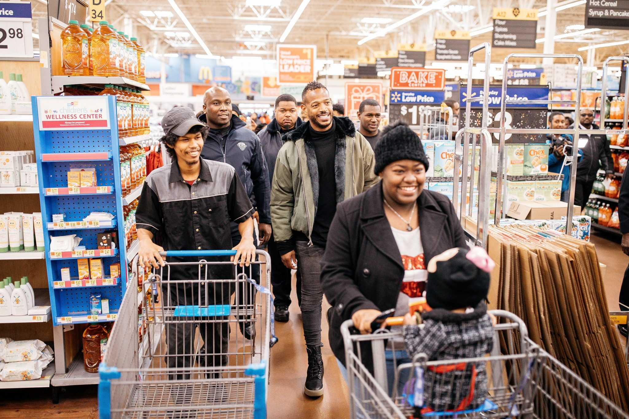 Event Recap: Marlon Wayans Breakfast and Shopping Giveaway [Photos]
