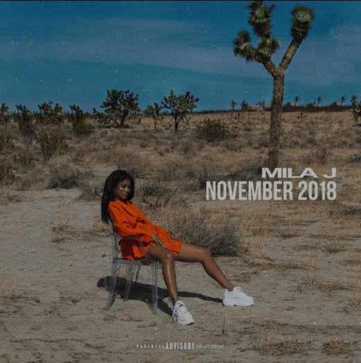 EP Stream: MILA J | NOVEMBER 2018 [Audio]