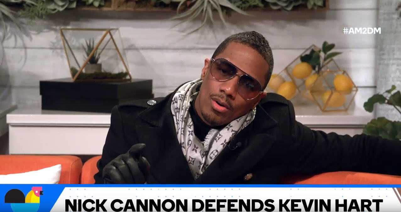 "ON #AM2DM NICK CANNON DEFENDS KEVIN HART: Calls it a ""Dangerous Time"" on Social Media; Reminiscent of McCarthyism [Interview]"