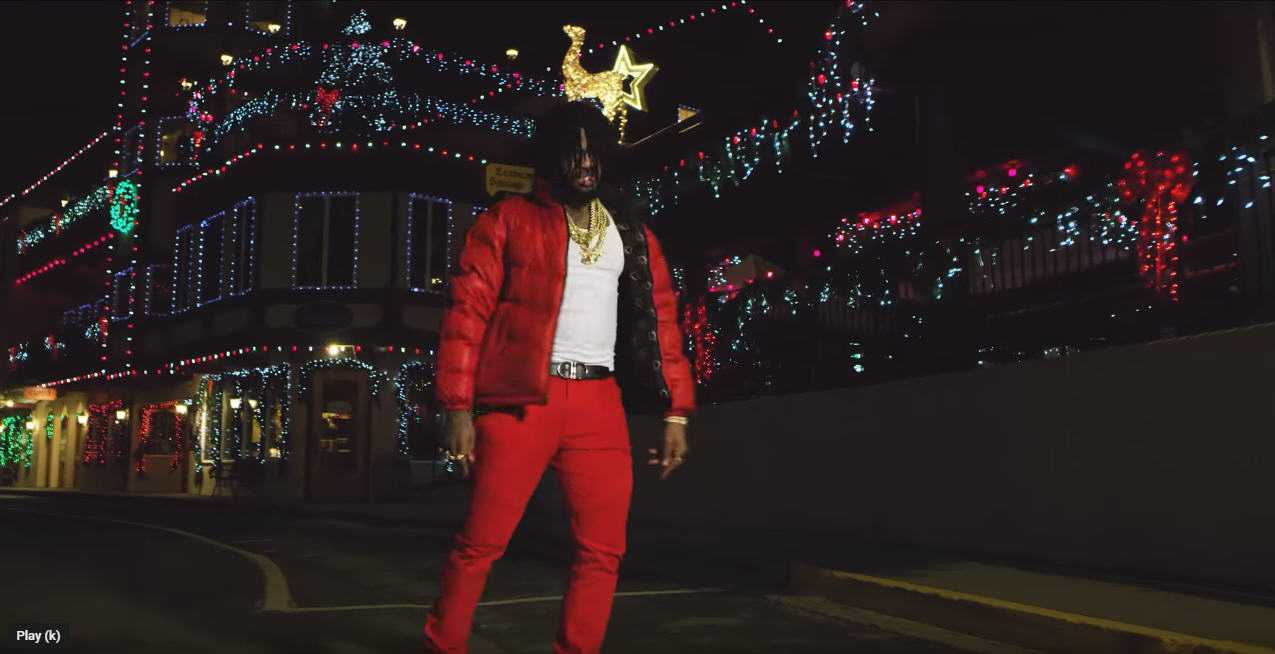 Raz Simone's Trapped Out Christmas [Music Video]