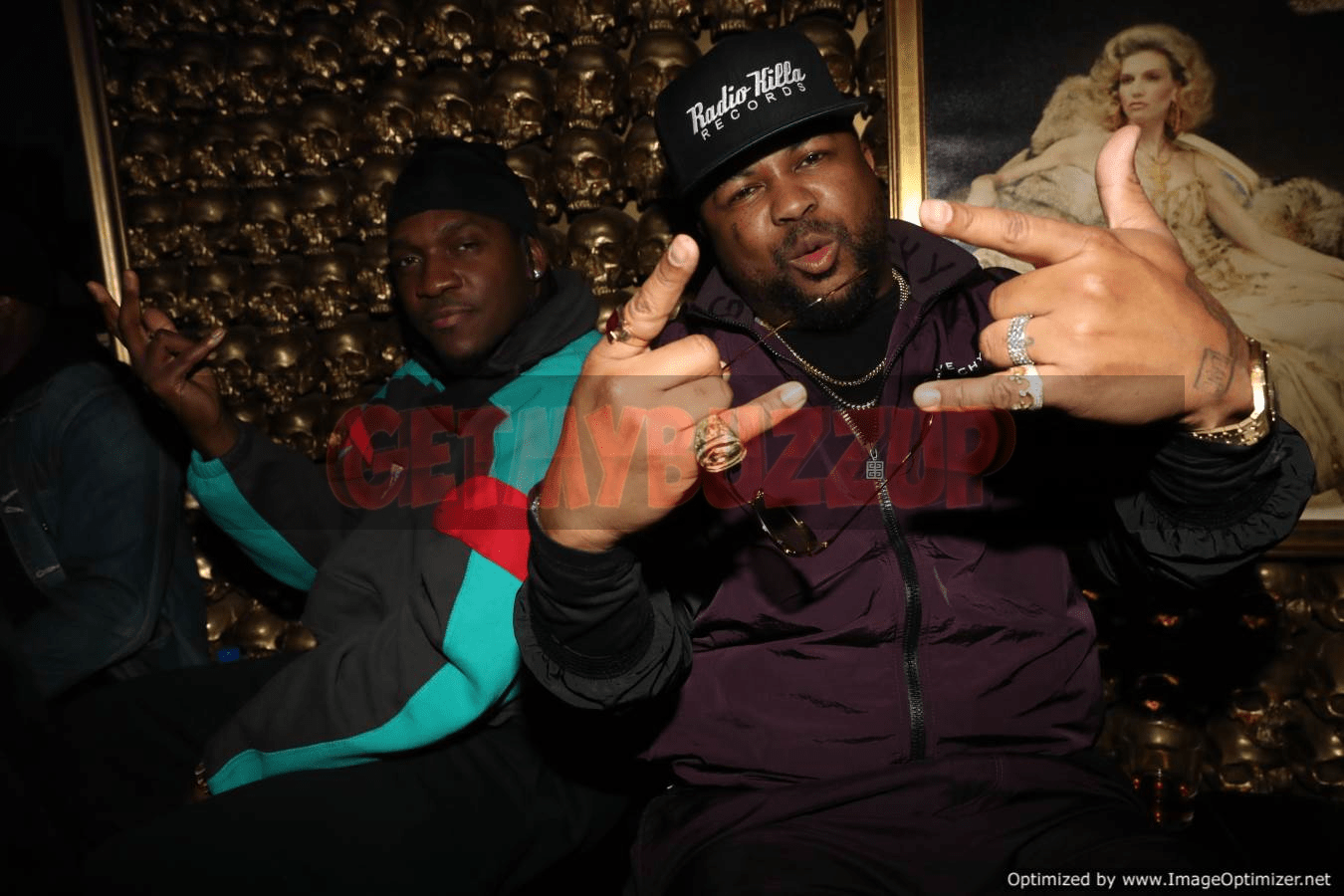 THE-DREAM CELEBRATES A MÉNAGE À TROIS LISTENING EVENT AT GOLDBAR IN NYC [Photos]