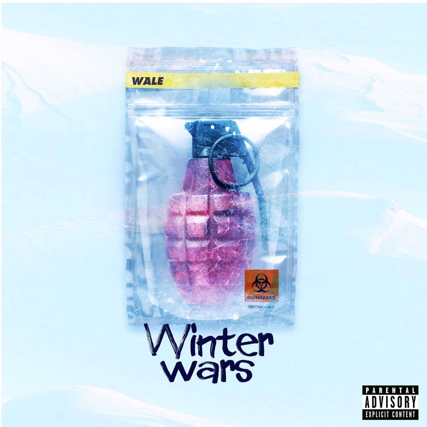 New Single: Wale | Winter Wars [Audio]