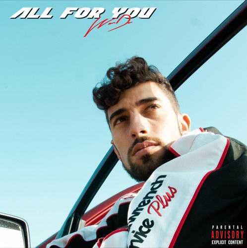 """WONDR Delivers a Smooth Vibe and Catchy Hook on New Single, """"All For You,"""" [Audio]"""
