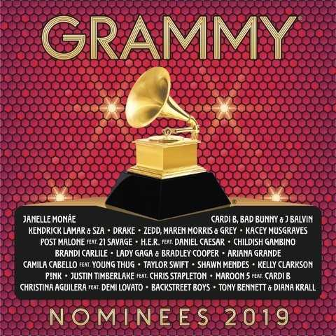 2019 GRAMMY® NOMINEES ALBUM