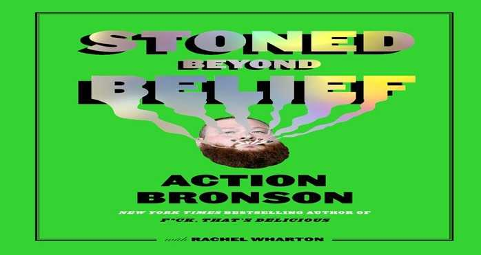 "Action Bronson Announces ""Stoned Beyond Belief,"" His Second Book"