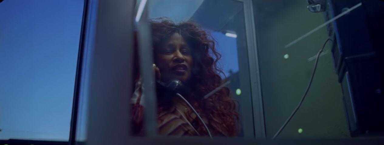 CHAKA KHAN, QUEEN OF FUNK,  RETURNS WITH THE NEW ALBUM 'HELLO HAPPINESS' ON 2/15