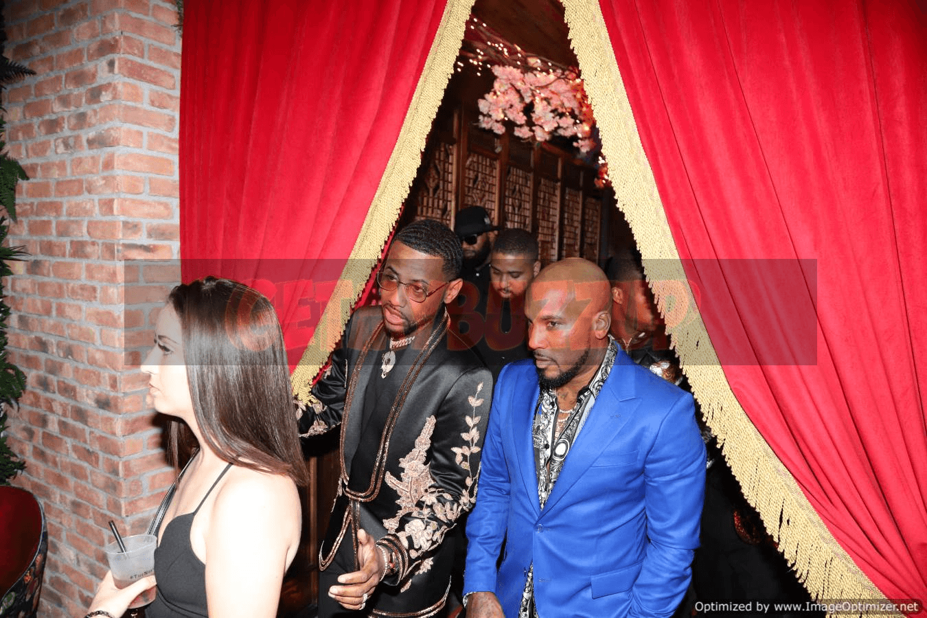 Celeb Sightings: Fabolous Toasts New Year's Eve with DeLeón Tequila at a Private Dinner Party at the Mandrake [Photos]