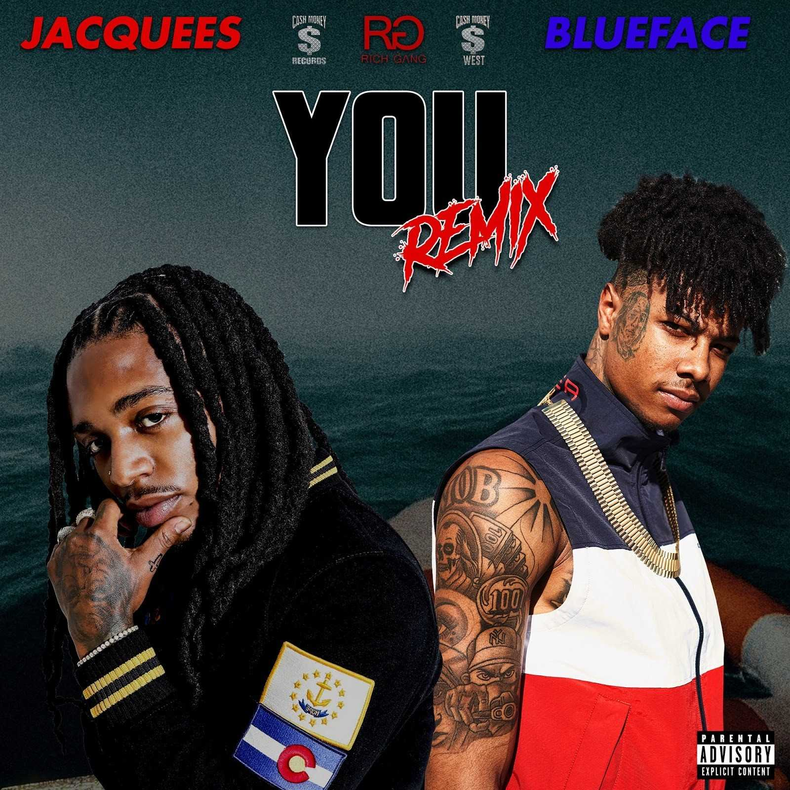 New Single: Jacquees | You (Remix) feat. Blueface [Audio]