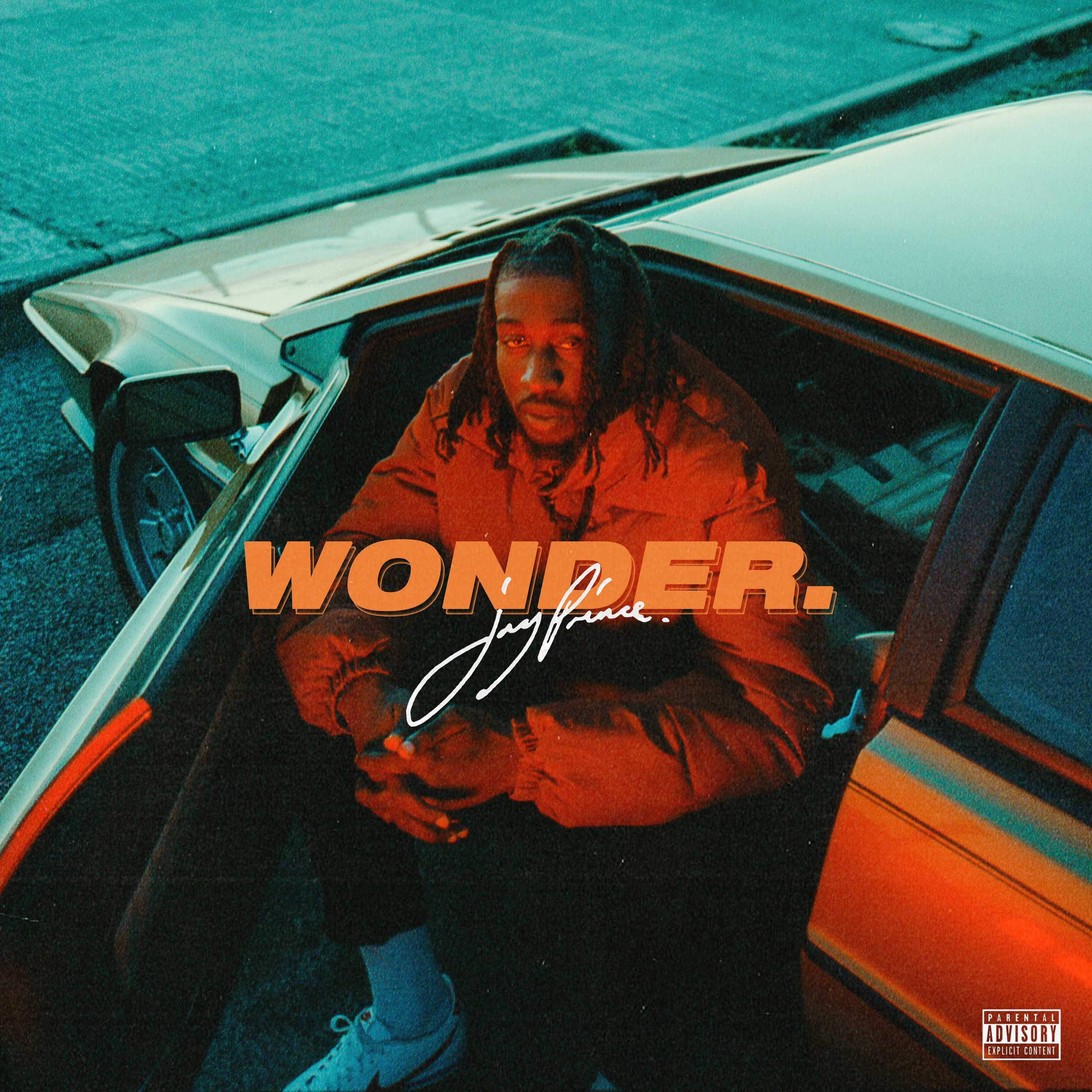 EP Stream: Jay Prince | WONDER [Audio]