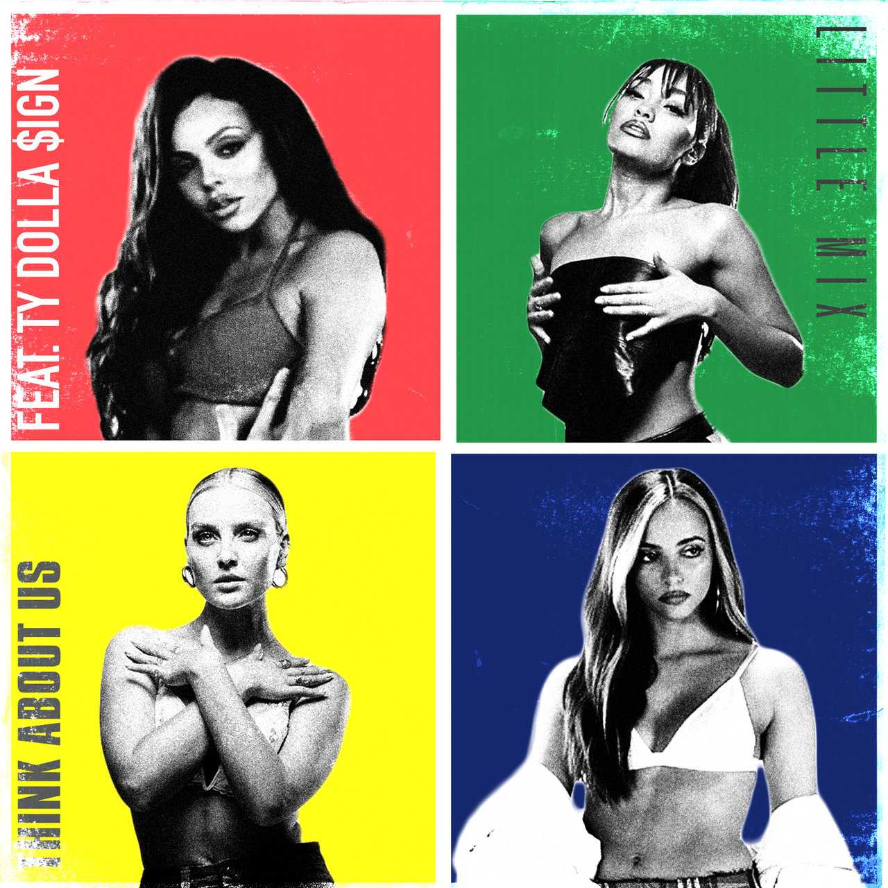 New Single: Little Mix   Think About Us (feat. Ty Dolla $ign) [Audio]