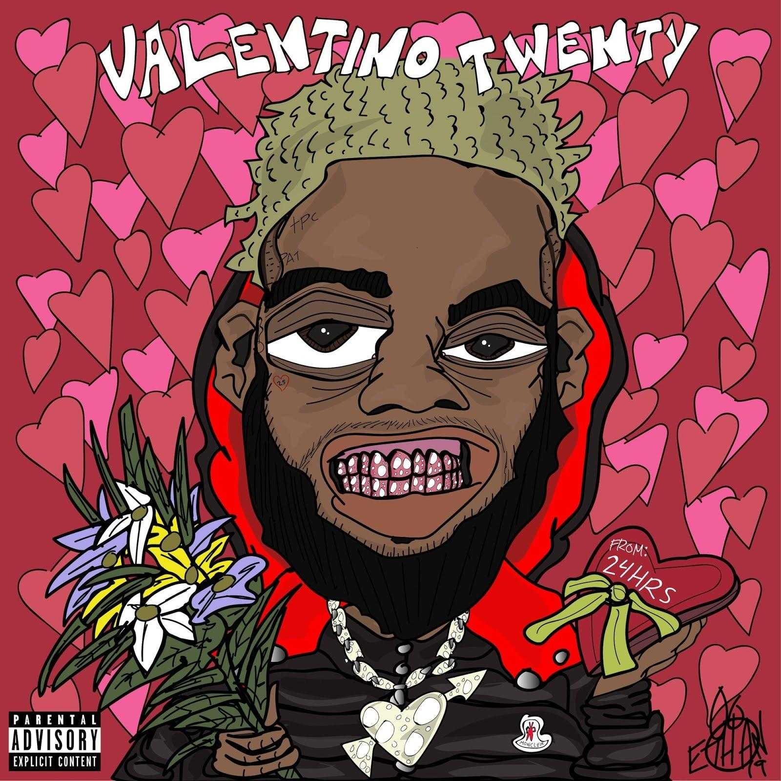 New Project: 24hrs – Valentino Twenty [Audio]