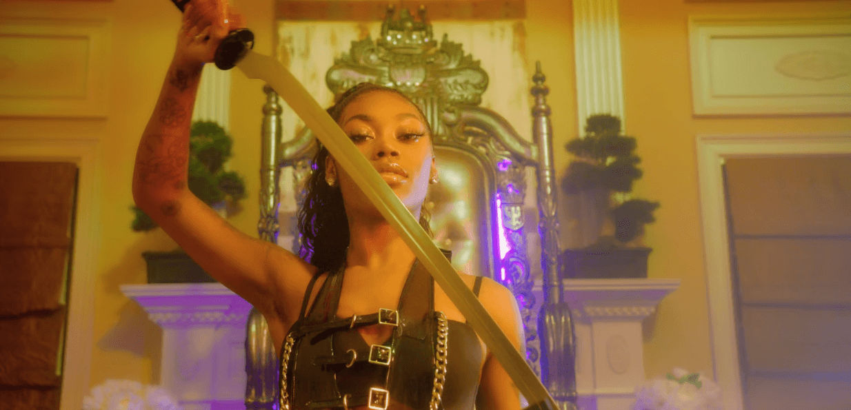"Asian Doll drops Anti-Valentine's Day Video ""Grandson"" [Music Video]"