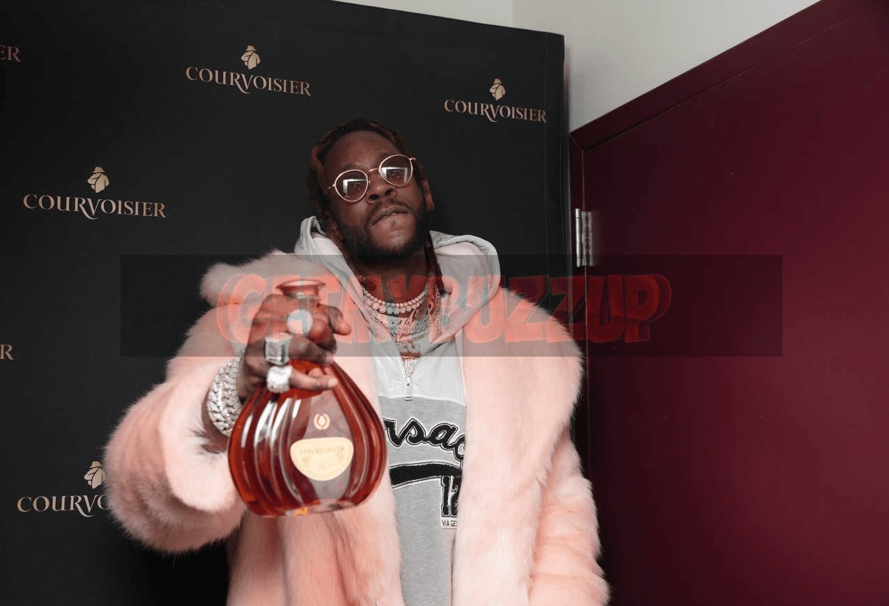 2 Chainz Performs During Courvoisier's Big Game Winner's Circle Event [Photos]