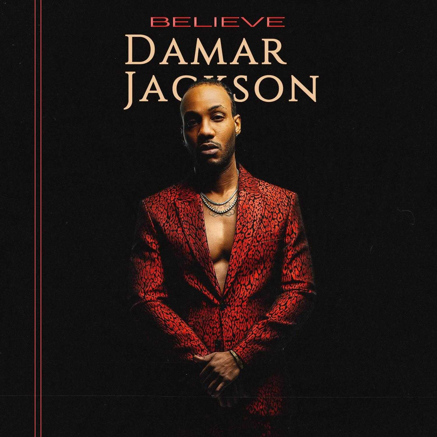 New Single: Damar Jackson – Believe [Audio]