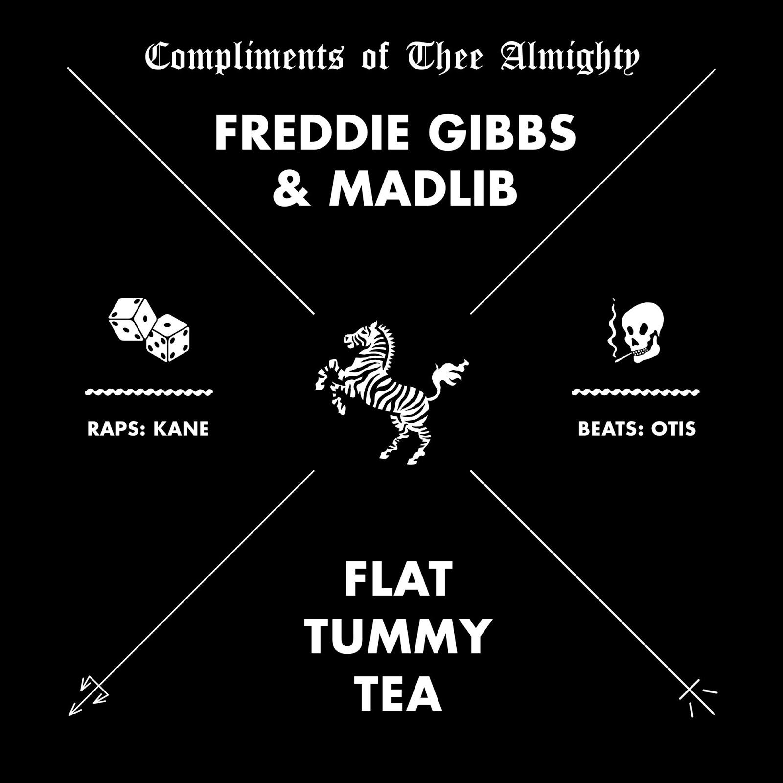 New Single: Freddie Gibbs & Madlib – Flat Tummy Tea [Audio]
