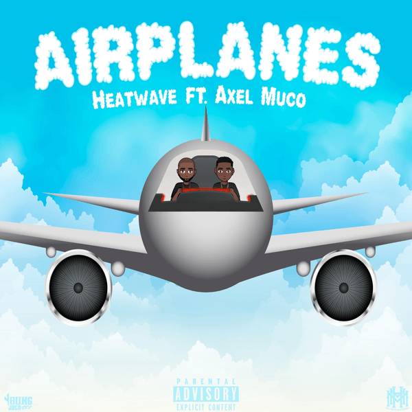 "Heatwave feat. Axel Muco – ""Airplanes"" [Audio]"