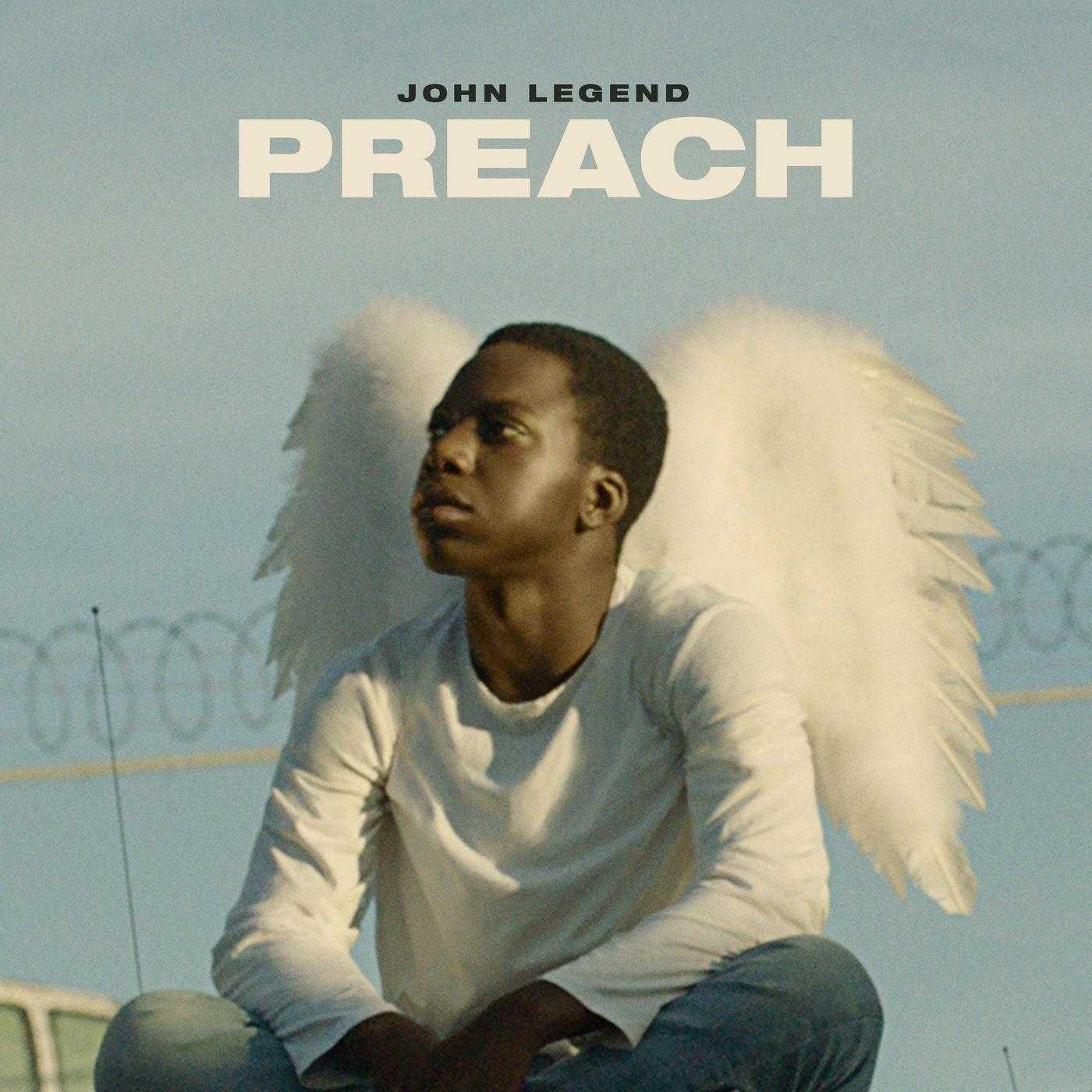 New Single: John Legend – Preach [Audio]