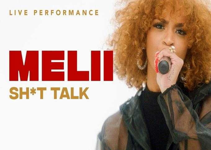 "Vevo x Melii Shares DSCVR Live Performance ""Sh*t Talk"" [Live Performance]"