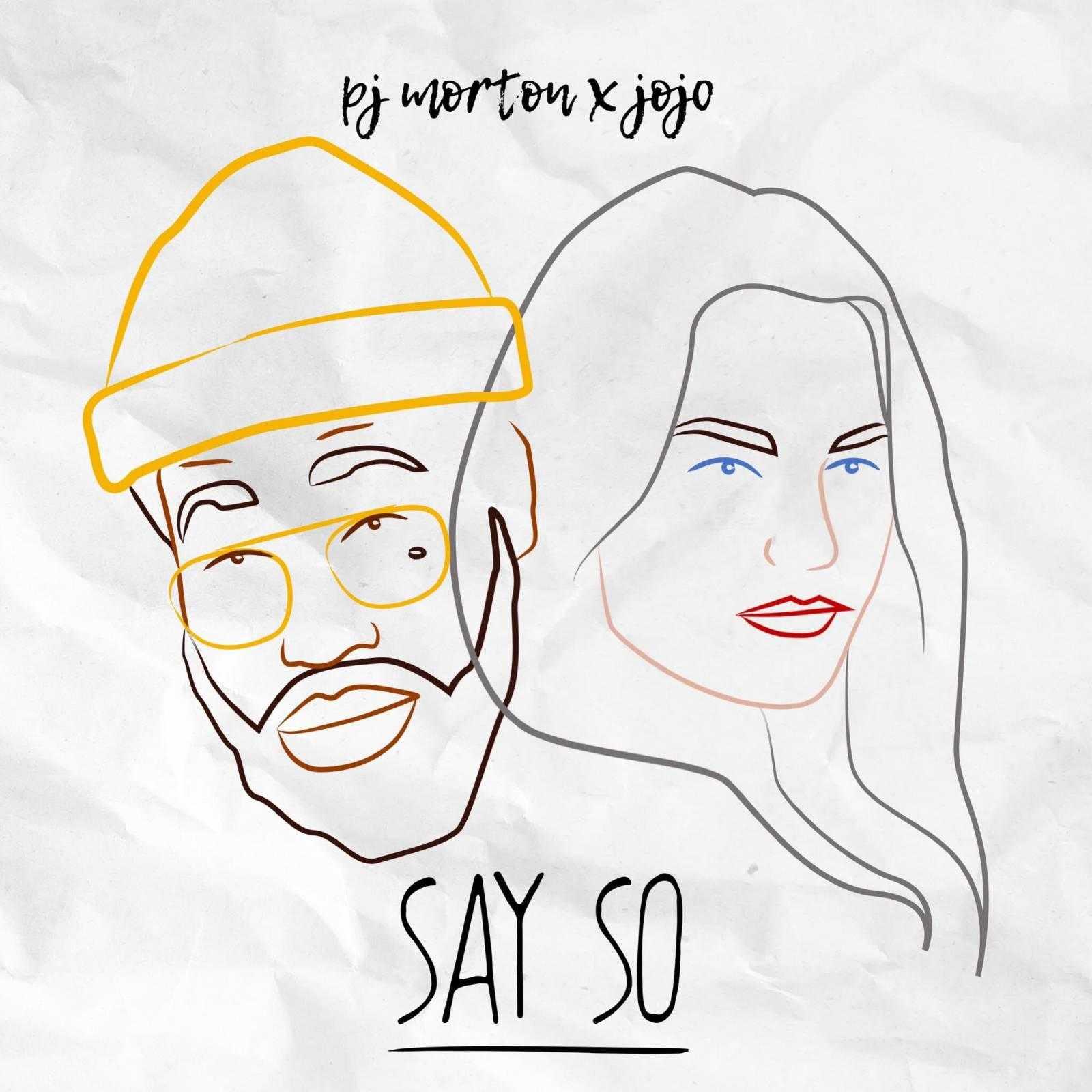 New Single: PJ Morton – Say So (feat. JoJo) [Audio]