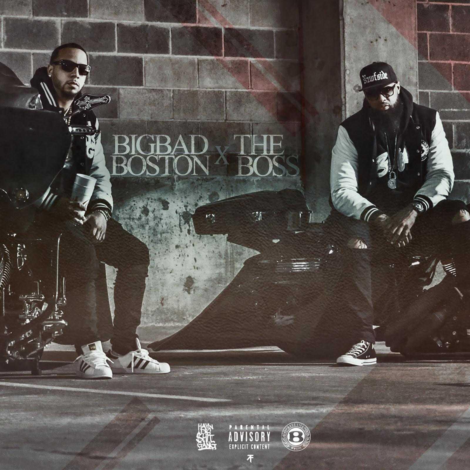 EP Stream: Slim Thug & Boston George – Big Bad Boston and The Boss [Audio]