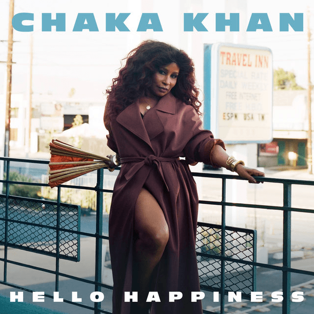 Queen of Funk Chaka Khan Releases New Album 'Hello Happiness' [Audio]