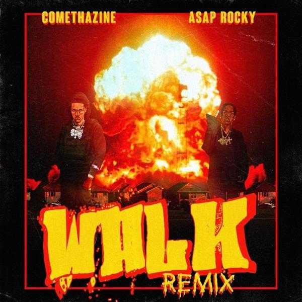 "💀 Comethazine Recruits A$AP Rocky to Remix His Breakout Hit ""Walk"" [Audio]"