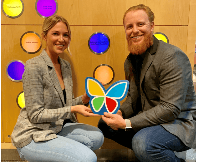Event Recap | Los Angeles Dodgers' Justin Turner Visits CHLA