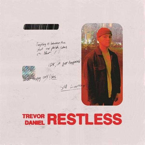 EP Stream: Trevor Daniel – Restless [Audio]
