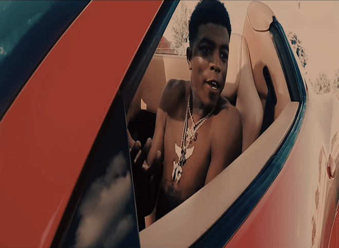 "Yungeen Ace – ""Spinnin'"" [Music Video]"