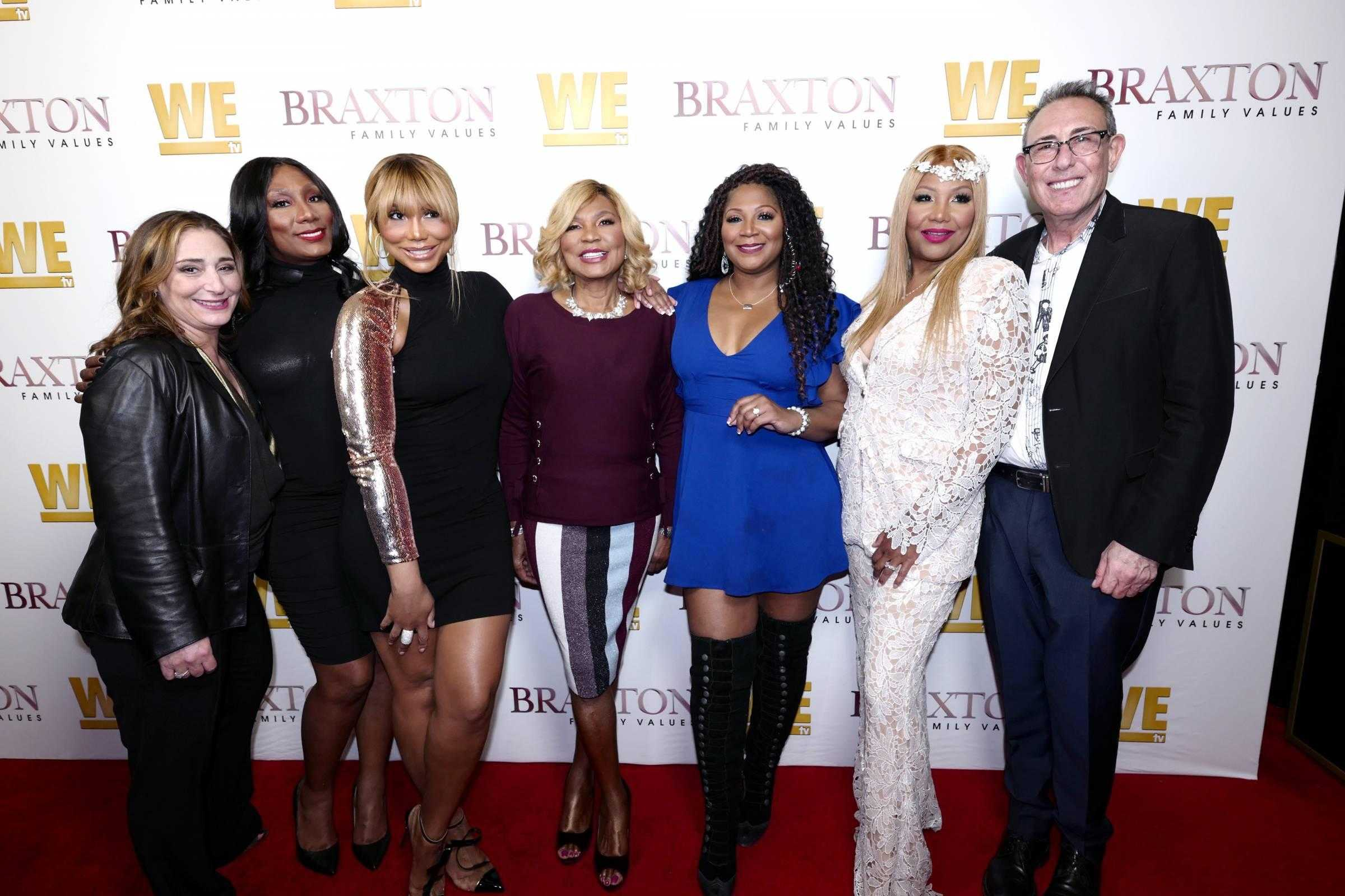 Event Recap: Braxton Family Values Premiere Event [Photos]