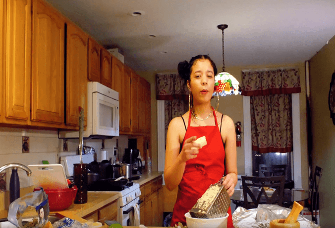 """Corin Gabriella – """"Recipe"""" [Music Video]"""
